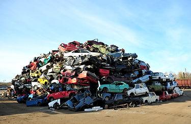 Scrap cars in Haverhill