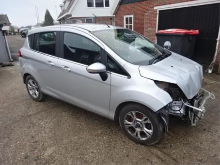 Scrap My Ford B-Max   Sell My Damaged B-Max