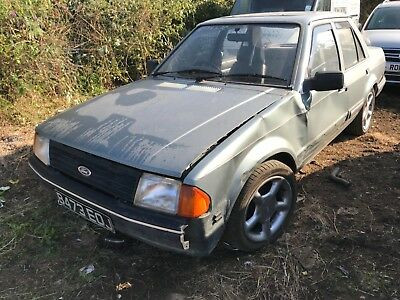 Scrap My Ford Orion | Sell My Damaged Orion