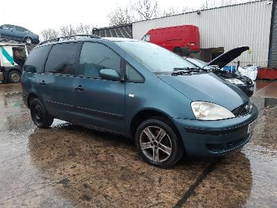Scrap My Ford Galaxy | Sell My Damaged Galaxy