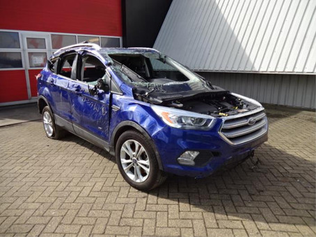 Scrap My Ford Kuga | Sell My Damaged Kuga