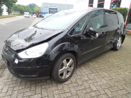 Scrap My Ford S-Max | Sell My Damaged S-Max