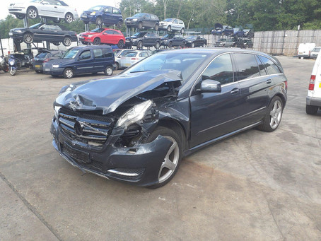 Scrap My Mercedes R Class | Sell My Damaged R Class