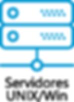 Servidores Windows, UNIX, Linux, VMware, HyperV, XEN