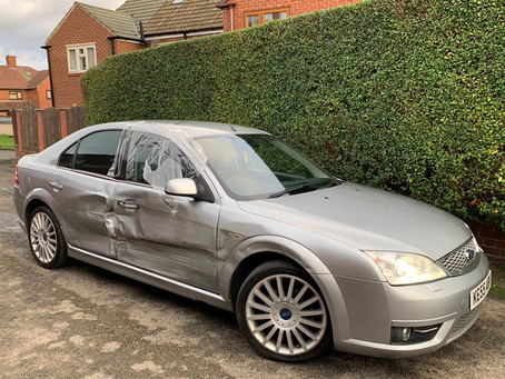 Scrap My Ford Mondeo | Sell My Damaged Mondeo