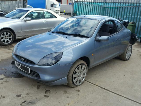 Scrap My Ford Puma | Sell My Damaged Puma