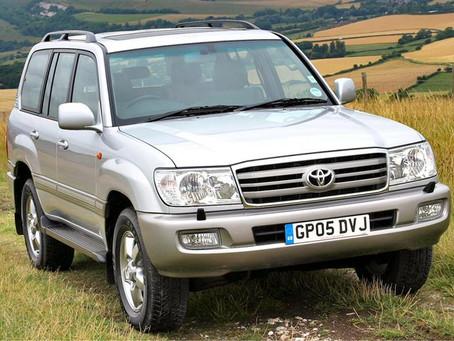 Scrap My Toyota Land Cruiser | Sell My Damaged Land Cruiser