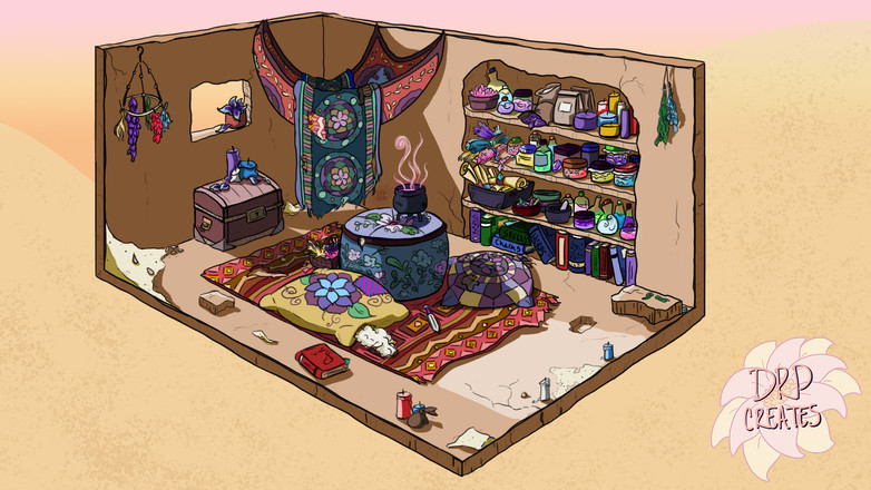 Final Interior