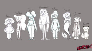 Side Character Lineup