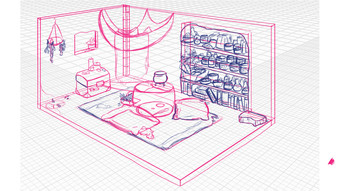 Creating the Room pt 4