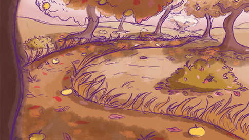 Forest Pass 2 Color