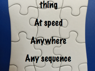 Making sure the puzzle fits - part 1