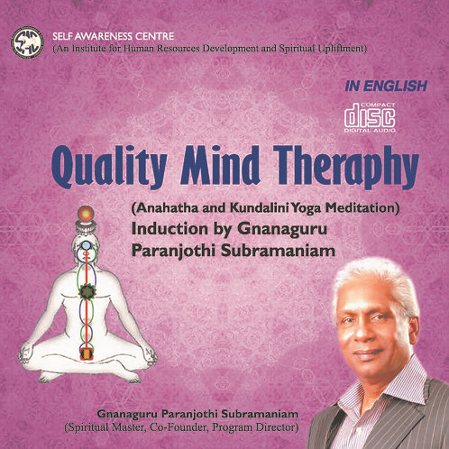Quality Mind Therapy Meditation