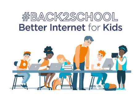 #Back2School with Better Internet for Kids (BIK)