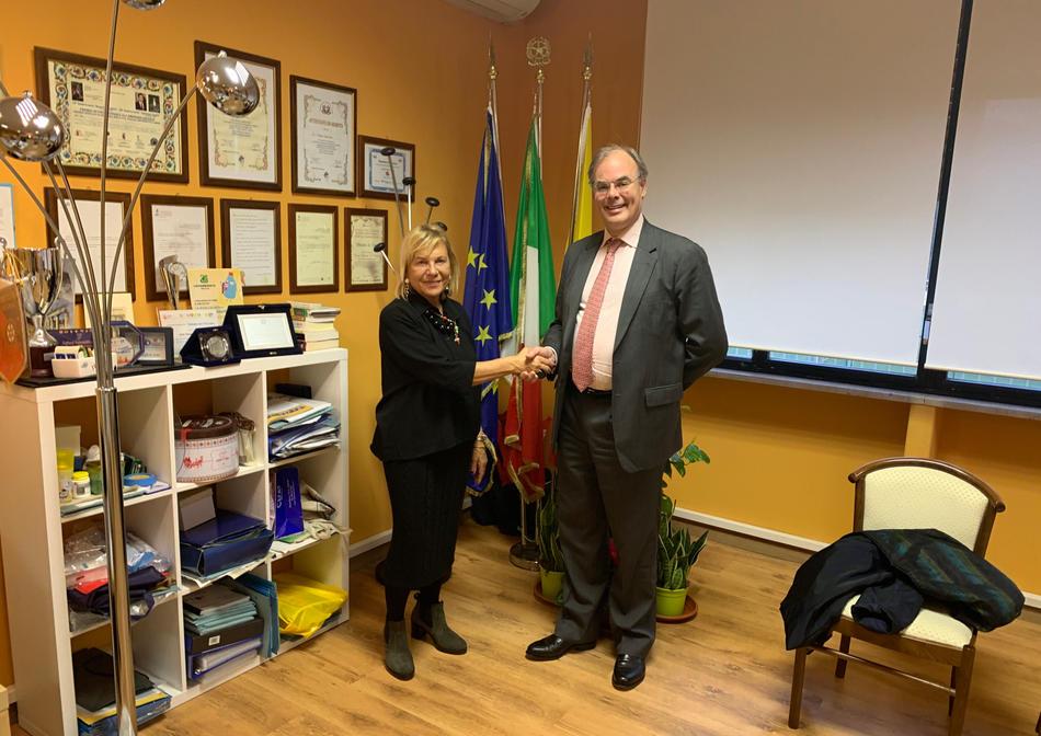 Catania, Meeting Rete Scuole Alberghiere della Sicilia 2019