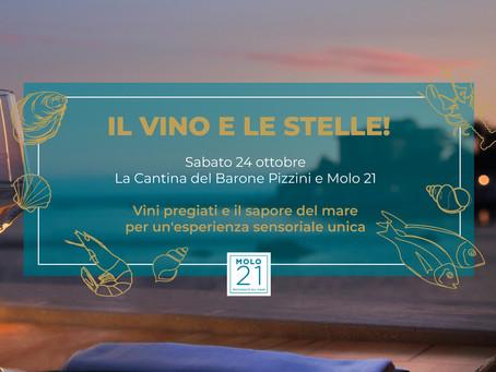 Al Molo21 l'evento degustazione con la Cantina Barone Pizzini