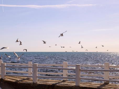 Il mare in autunno: 4 (+1) motivi per viverlo appieno