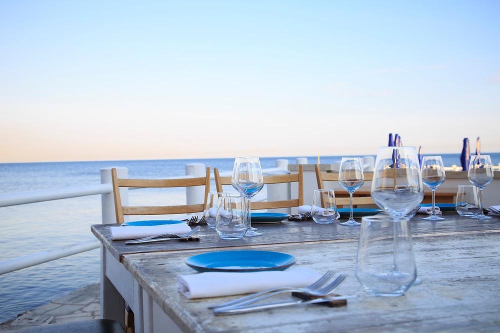 ristorante santa marinella