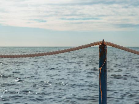 La bellezza indiscussa del mare, anche ad ottobre