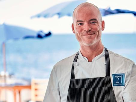 Il cuore, l'anima e lo spirito di Molo21: intervista a Chef Kevin
