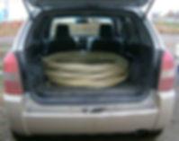 арматура в машине