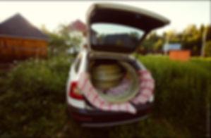 арматура в машине скручена