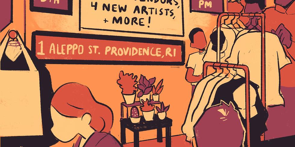 Opening Night: Meet the Artists