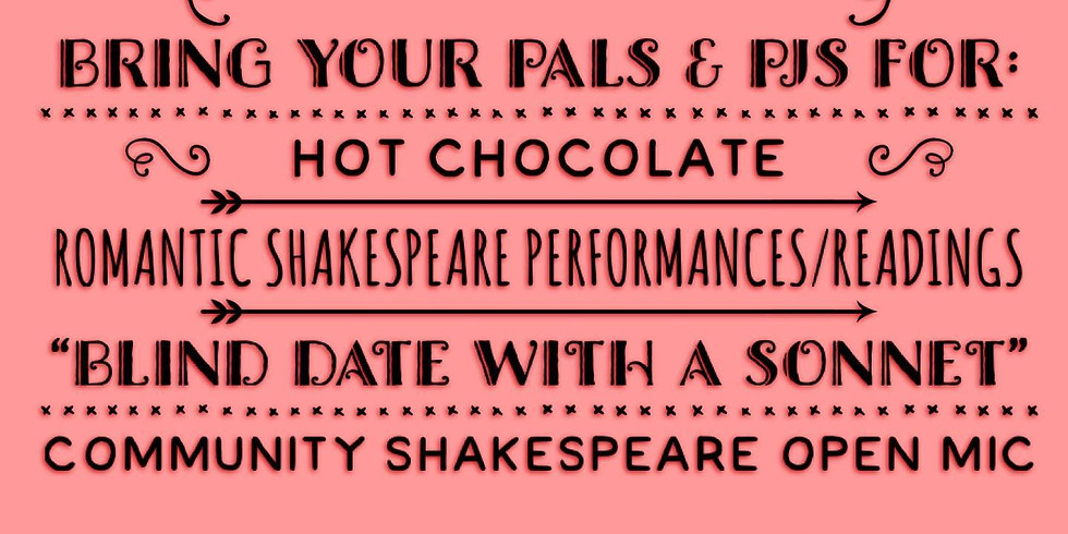 Shakesp-alentine's Day