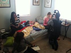 Marisa's trash room