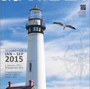 ReCAAP Q3 Quarterly Report January - September 2015