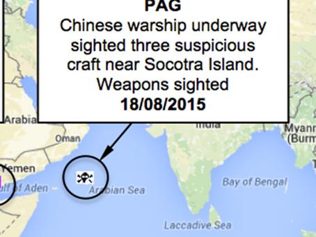 Suspicious activity in HRA