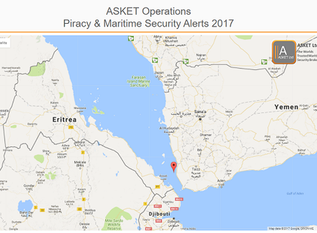 Explosives-laden boat hits pier near Mocha port Yemen #terrorism #marsec
