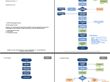 Driving Standards - Broking Flow Process