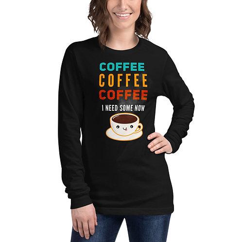 Coffee coffee coffee Tee