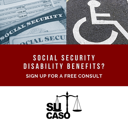 Su Caso SS Disability Benefits Flyer 1.p