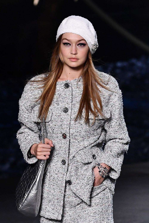 Gigi Hadid in Chanel