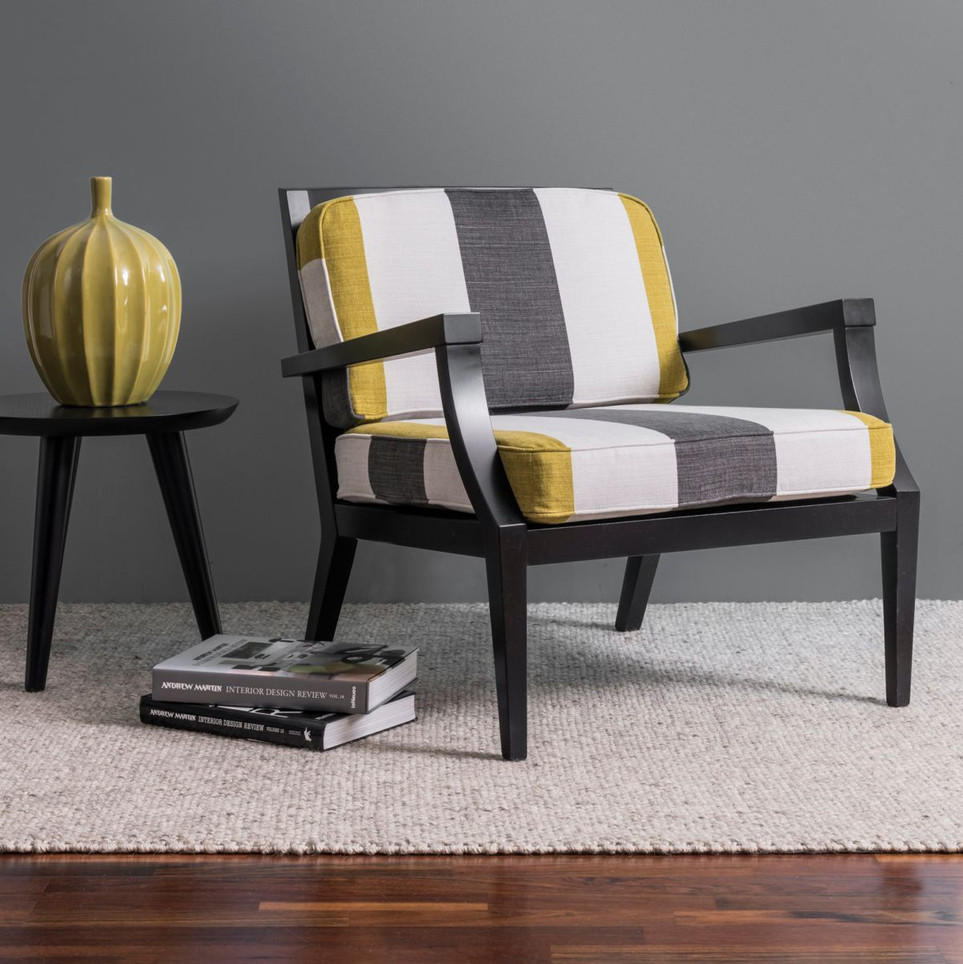 Kovacs Verdi chair - can change upholstery