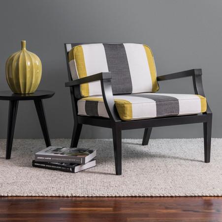 Kovacs Verdi chair - can change upholstery