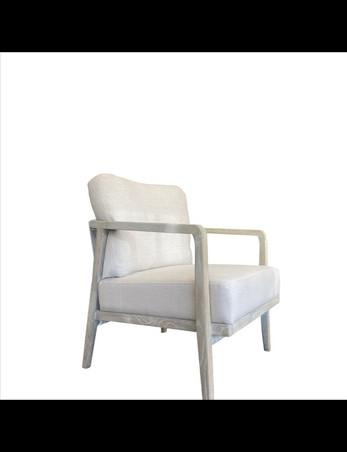 Oak Framed Chair