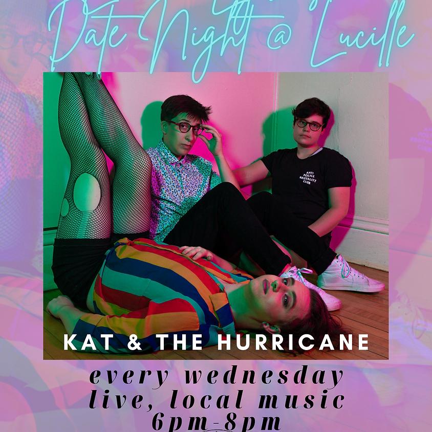 Kat & The Hurricane @ Lucille's Love & Lyrics