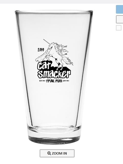 2019 CatSmacker Pint Glass