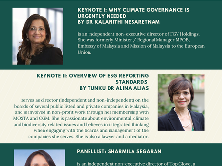 Overview of ESG Reporting Standards