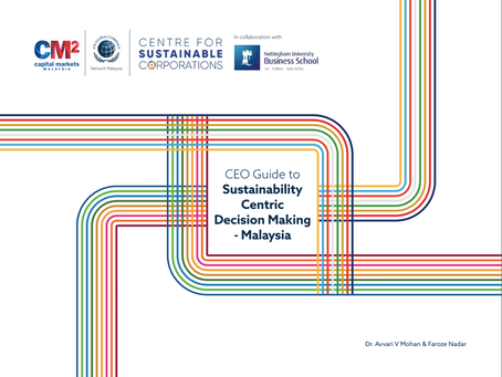 CEO Guide to Sustainability