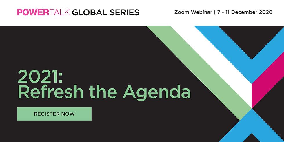 PowerTalk Global Series (7-11 Dec 2020)