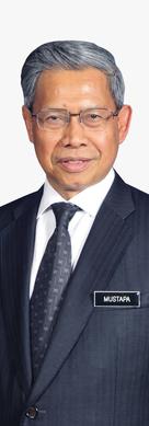 Minister Dato' Sri Mustapa Mohamed