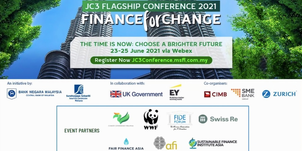 The JC3 Flagship Conference 2021