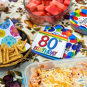Wally's 80th