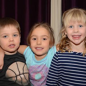 Eloïse et famille (Fête de 6 ans)