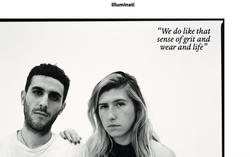 Eckhaus Latta Interview - THE WEEK Fashion US, June 2021
