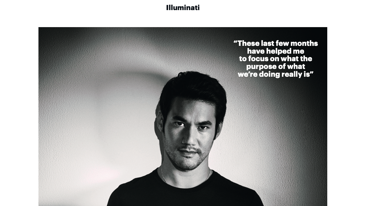Joseph Altuzarra Interview - THE WEEK Fashion US, November 2020